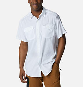 Men's Utilizer™ II Solid Short Sleeve Shirt