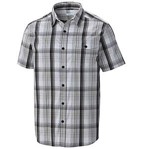 Men's Utilizer™ II Yarn Dye Short Sleeve Shirt - Big