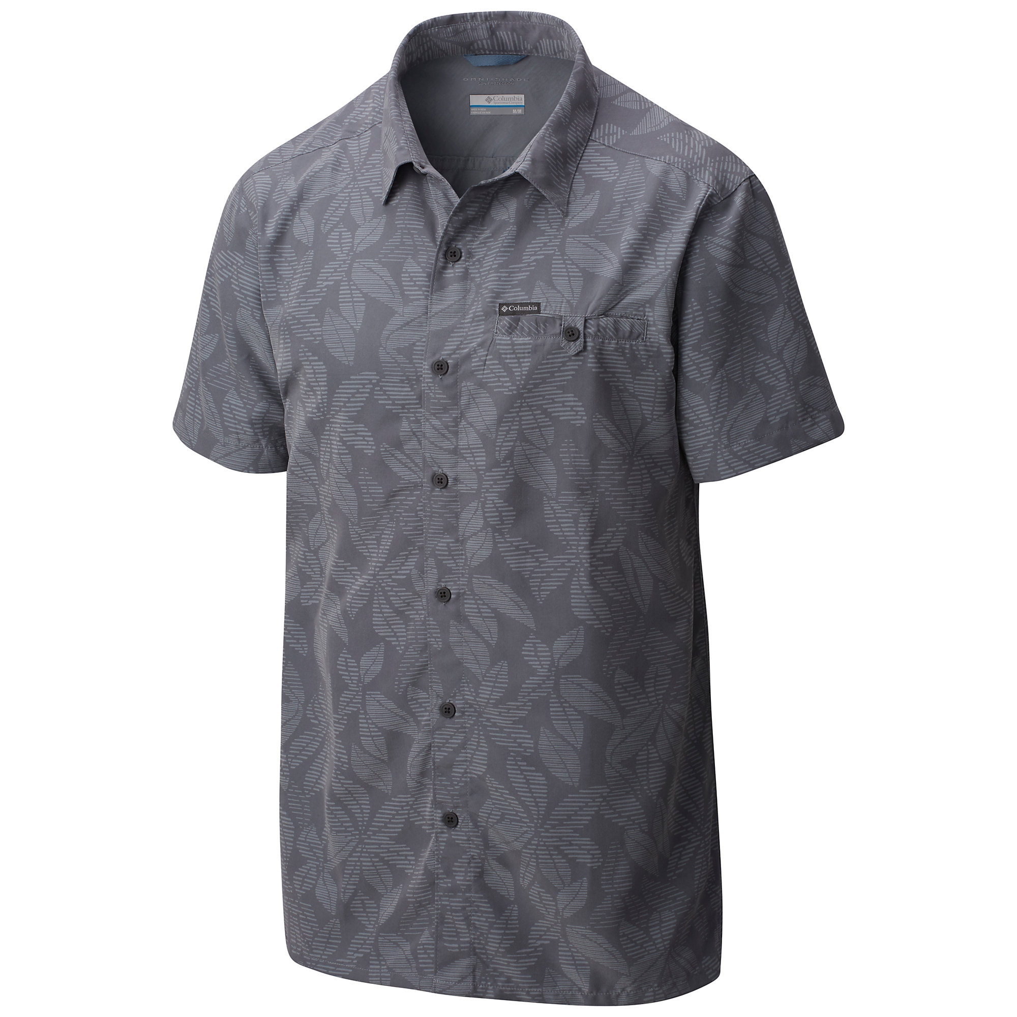 Columbia Declination Trail II Short Sleeve