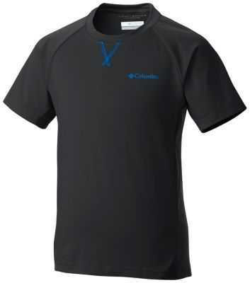 photo: Columbia Boys' Silver Ridge Tee