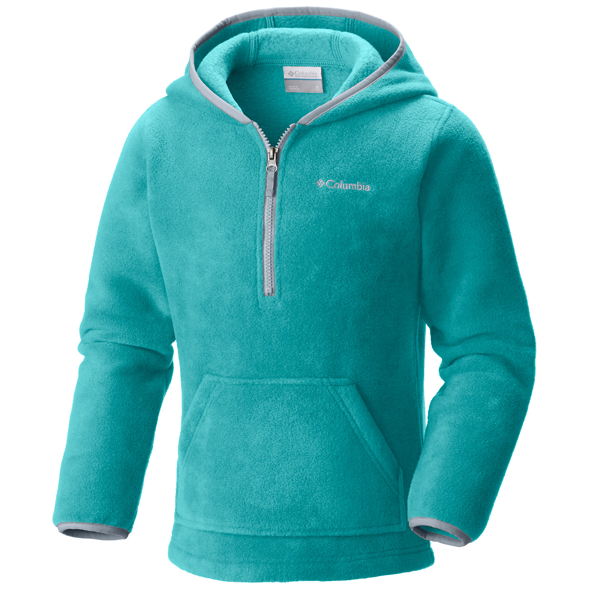 photo: Columbia Boys' Elm Lake Fleece Hoodie