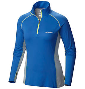 Women's Freeze Degree™ III Half Zip Long Sleeve