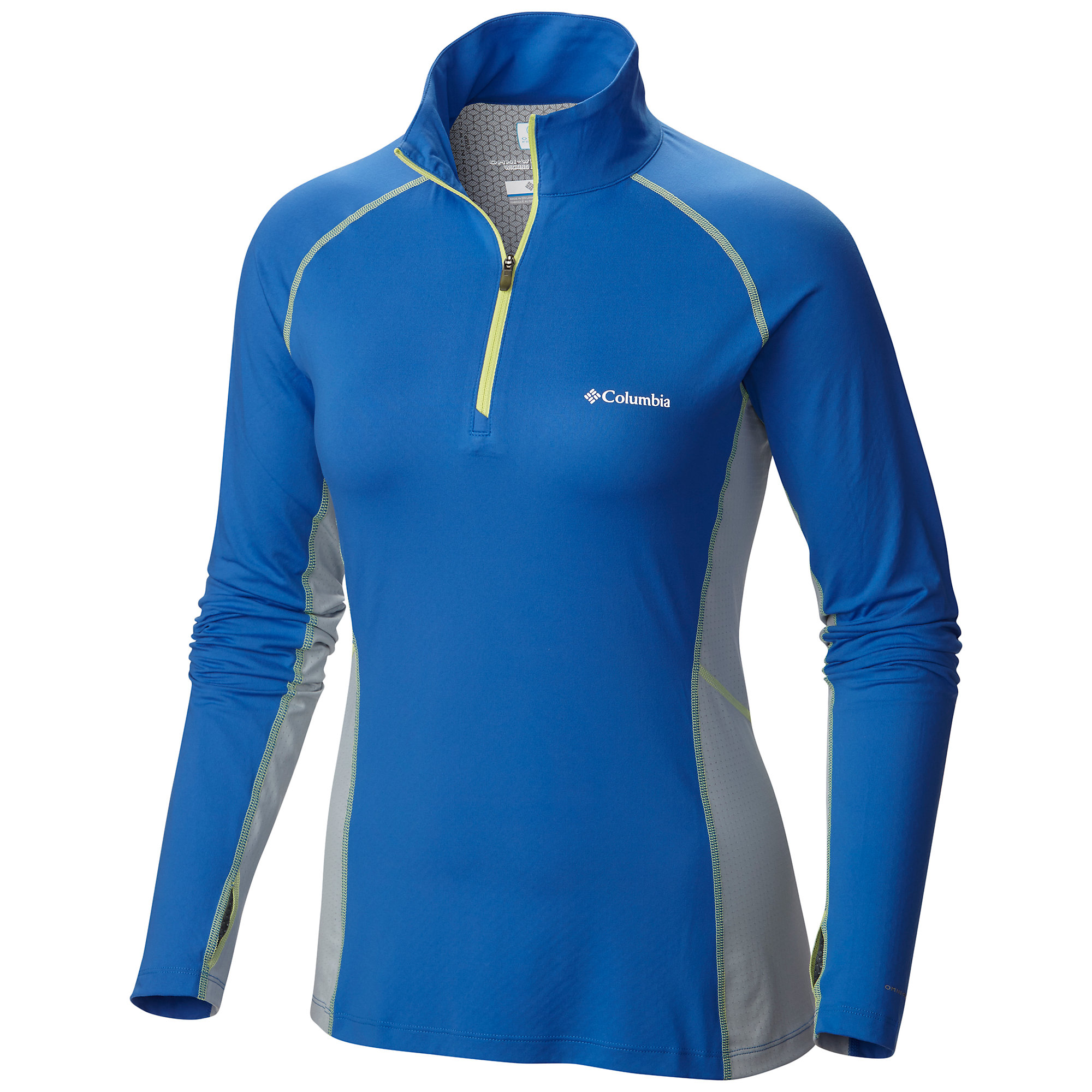 Columbia Freeze Degree III Half Zip Long Sleeve