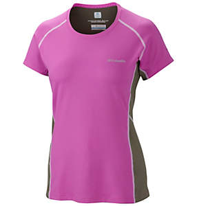 T-shirt manches courtes Freeze Degree™ III Femme