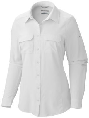 Women's Saturday Trail III Vented Long Sleeve Shirt | Columbia.com
