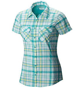 Women's Saturday Trail™ III Plaid Short Sleeve Shirt