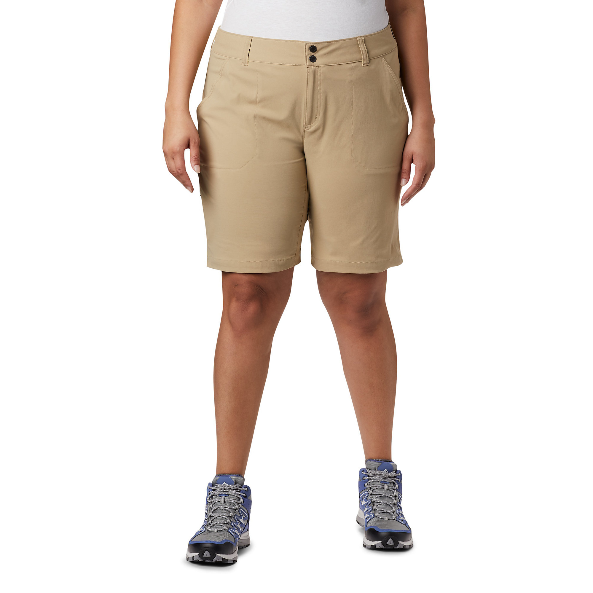 Columbia Saturday Trail II Plaid Short