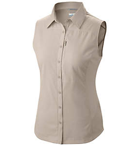 Silver Ridge™ II ärmelloses Shirt für Damen