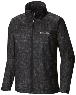 Columbia Cloudy and Rowdy Jacket