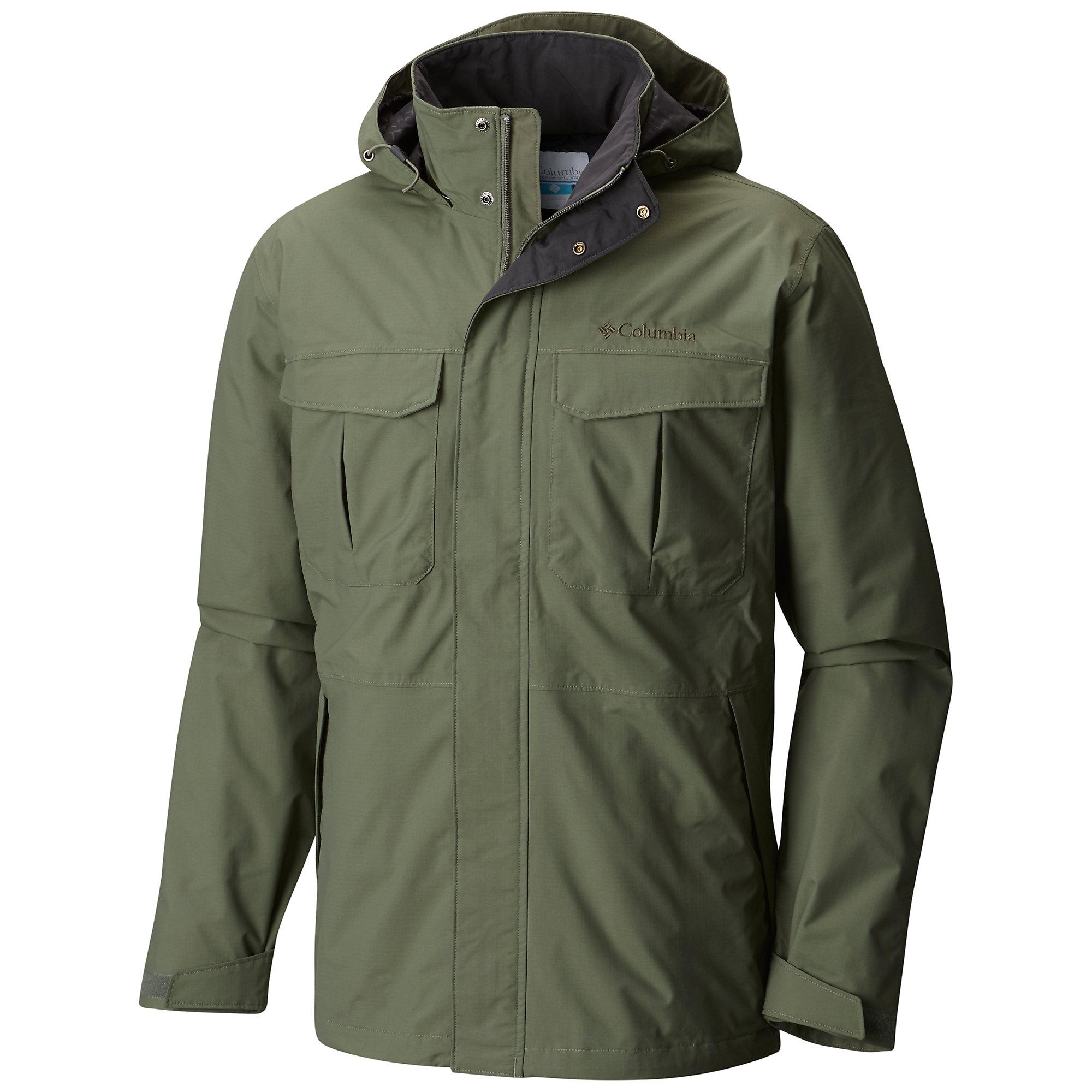 photo: Columbia Dr. Downpour Jacket waterproof jacket
