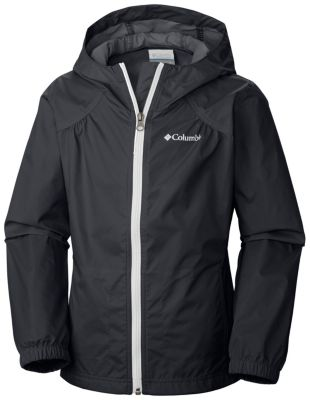 Girl's Switchback™ Rain Jacket at Columbia Sportswear in Daytona Beach, FL | Tuggl