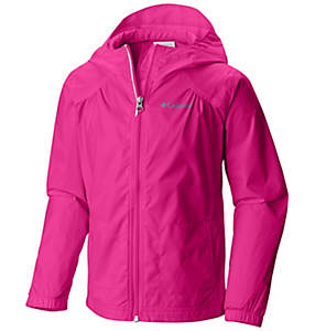 Girl's Switchback™ Rain Jacket