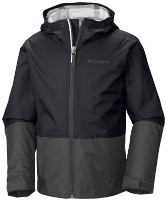 Columbia Trail Trooper Rain Jacket