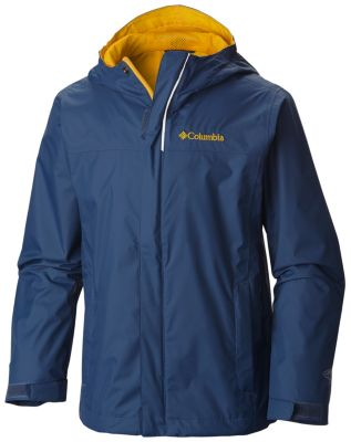 photo: Columbia Boys' Watertight Jacket