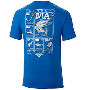 Men's PFG Elements Marlin™ II Tee