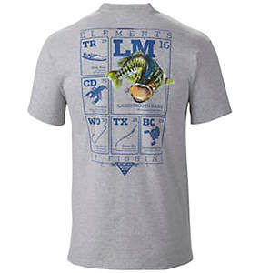 Men's PFG Elements Bass™ II Tee
