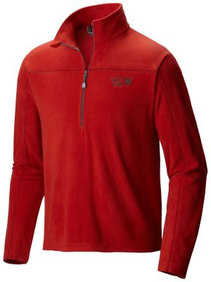 photo: Mountain Hardwear MicroChill Lite Zip T