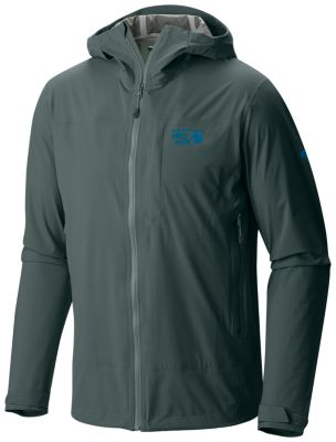 photo: Mountain Hardwear Men's Stretch Ozonic Jacket