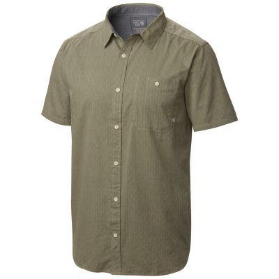 photo: Mountain Hardwear Cleaver Short Sleeve Shirt