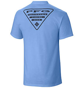 Men's PFG Triangle™ Short Sleeve Tee -  Big