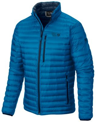photo: Mountain Hardwear Men's Nitrous Jacket down insulated jacket
