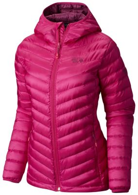 photo: Mountain Hardwear Women's Nitrous Hooded Down Jacket