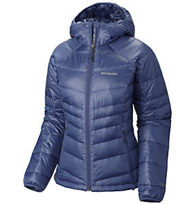Women's Gold 650 TurboDown™ Hooded Down Jacket