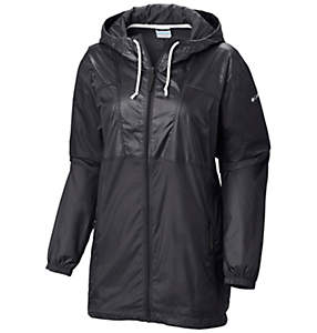 Women's Flashback™ Windbreaker Long Jacket