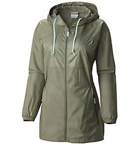 Women's Flashback™ Windbreaker Long Jacket