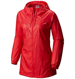 Women's Flashback™ Windbreaker Long - Plus Size