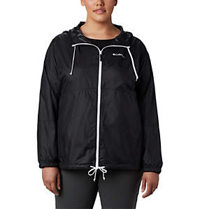 Women's Flash Forward™ Windbreaker Jacket - Plus Size