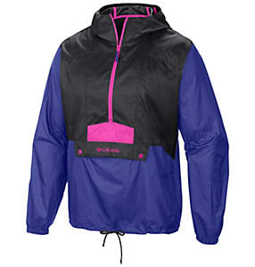 Mens' Flashback™ Windbreaker Pullover Jacket