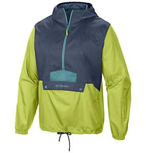Mens' Flashback™ Windbreaker Pullover Jacket