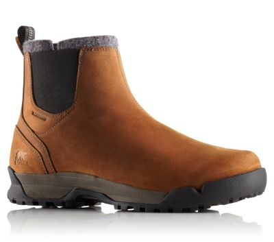 Men's SOREL™ Paxson Chukka Waterproof Pull-On Boot