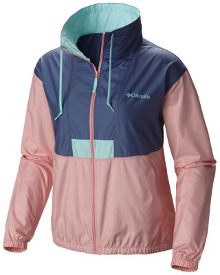 photo: Columbia Women's Flashback Windbreaker