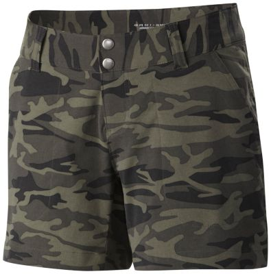 photo: Columbia Saturday Trail Camo Short