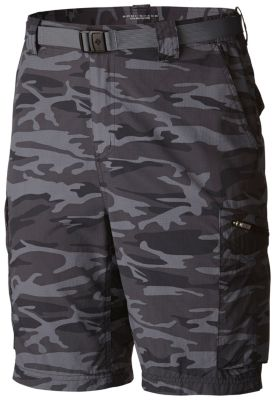 photo: Columbia Silver Ridge Printed Cargo Short