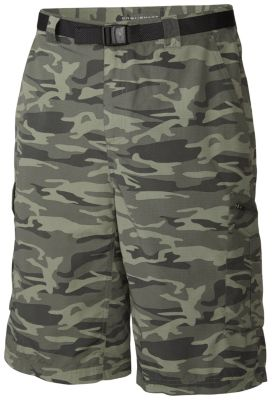 Columbia Silver Ridge Printed Cargo Short