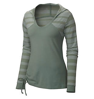 Women's DrySpun Burnout™ Long Sleeve Hoody