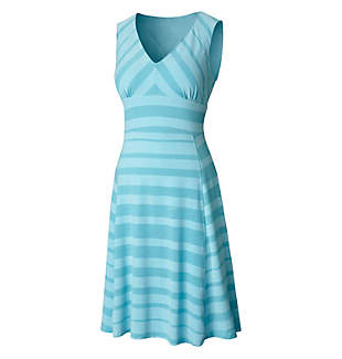 Women's DrySpun Burnout™ Stripe Reversible Dress