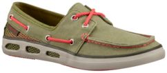Women's Vulc N Vent™ Boat Canvas Shoe