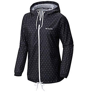 Bedruckter Flash Forward™ Windbreaker für Damen