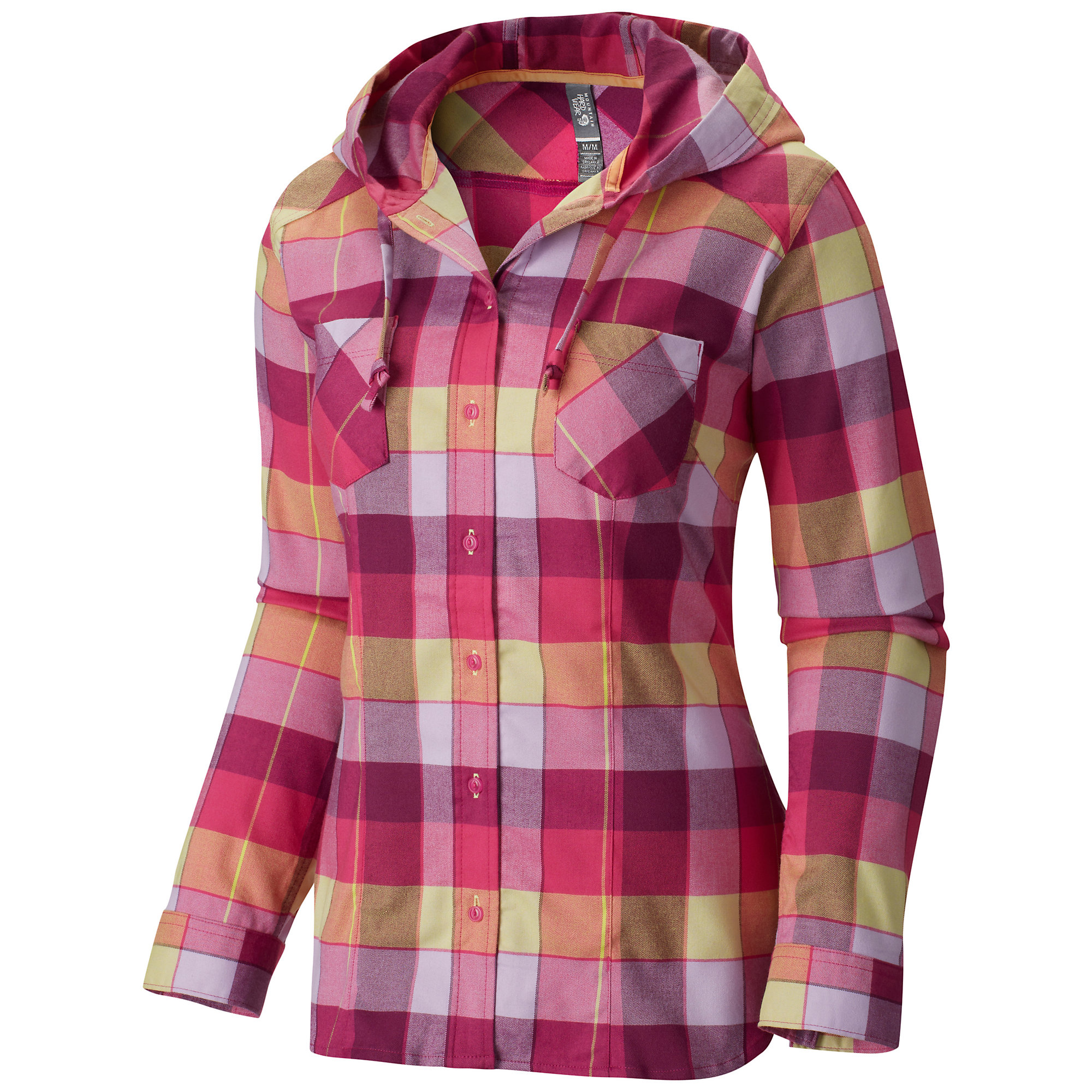 Mountain Hardwear Stretchstone Flannel Long Sleeve Shirt