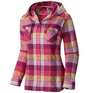 Women's Stretchstone™ Flannel Long Sleeve
