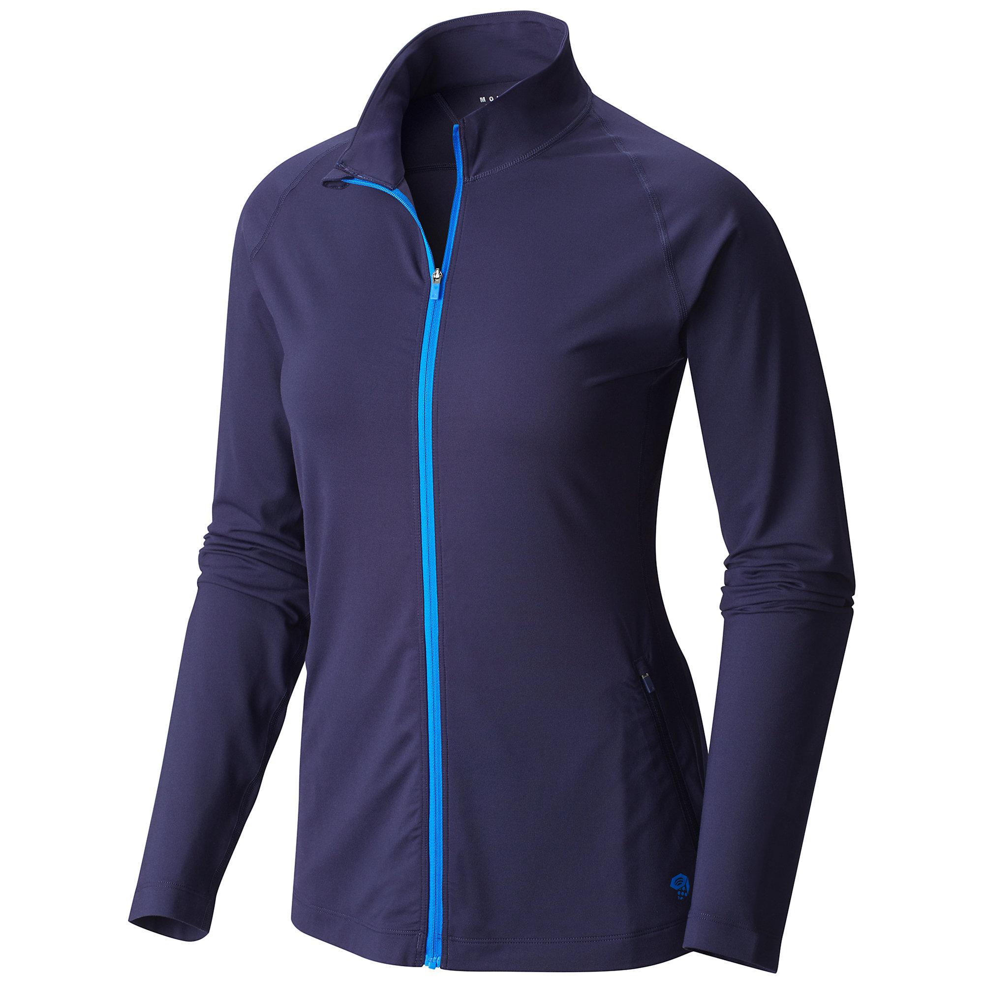Mountain Hardwear Butterlicious Full Zip Jacket
