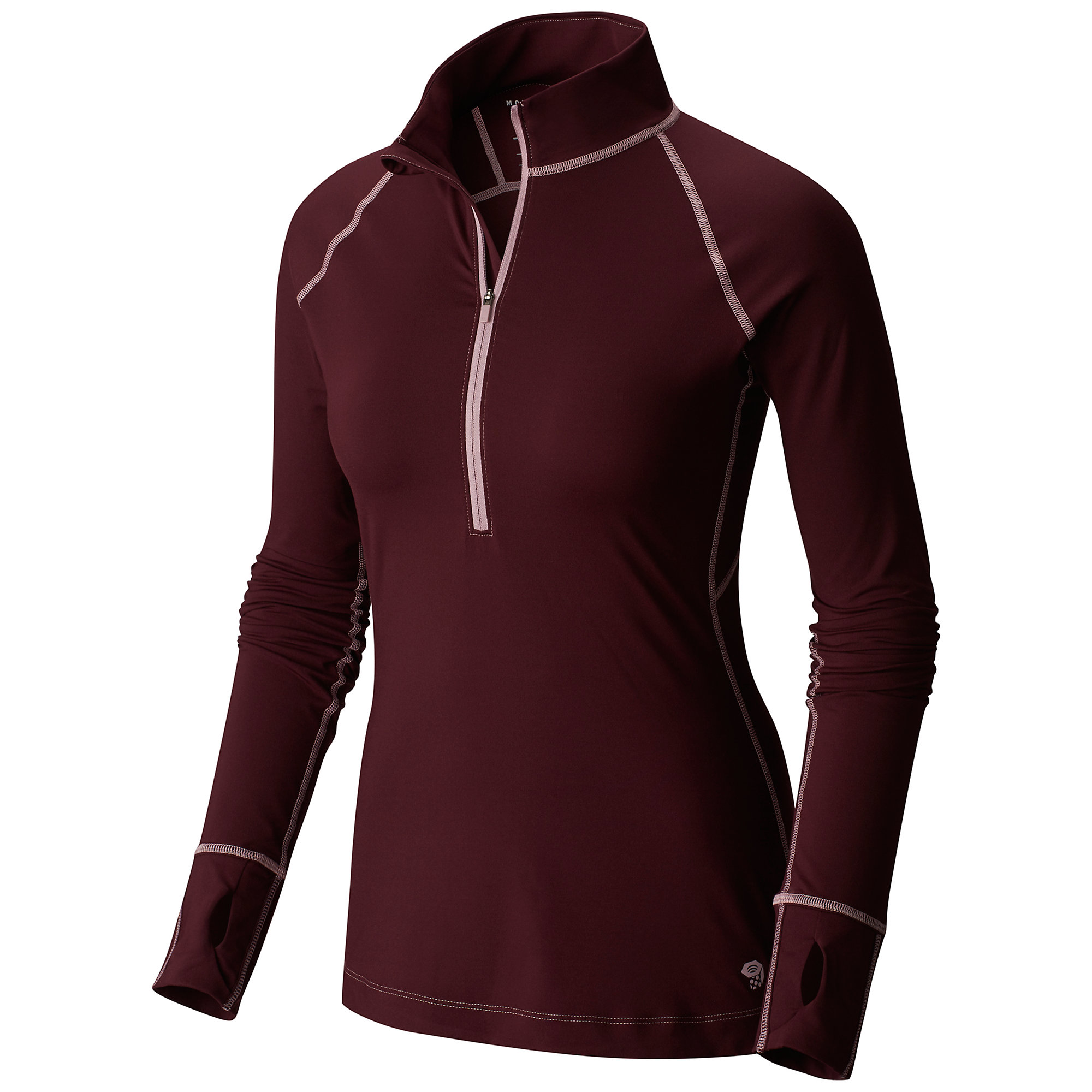 Mountain Hardwear Butterlicious Long Sleeve 1/2 Zip