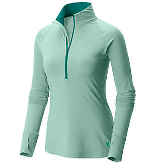 Women's Butterlicious™ Long Sleeve 1/2 Zip