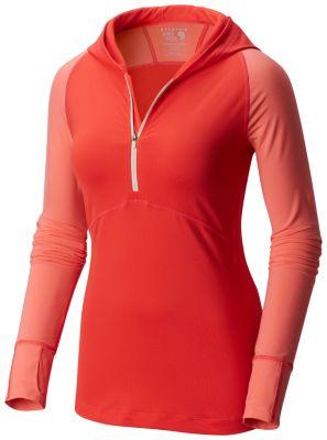 Mountain Hardwear Butterlicious Long Sleeve Hoodie
