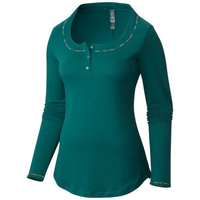 photo: Mountain Hardwear DrySpun Henley
