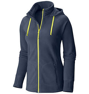 Women's MicroChill™ Full Zip Hoody